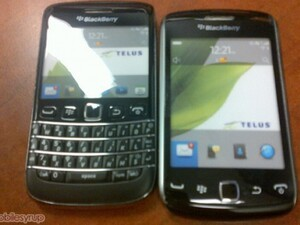 BlackBerry Bold 9790 dummy units arriving at Telus stores