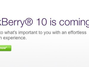 TELUS BlackBerry 10 pre-registration now available
