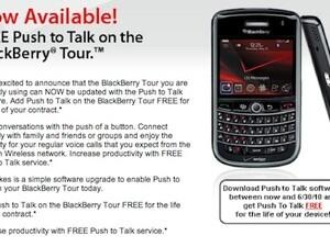 Verizon Offering Push-to-Talk