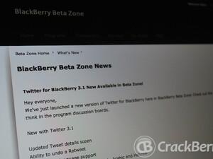 Twitter for BlackBerry v3.1.0.8 now available in the BlackBerry Beta Zone