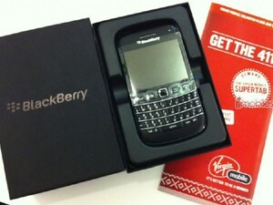 BlackBerry Bold 9790 heading to Virgin Mobile