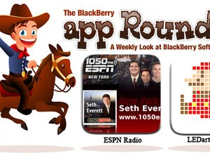 BlackBerry App Roundup for October 15th, 2010! Win 1 of 100 copies of BuzzMe Premium!