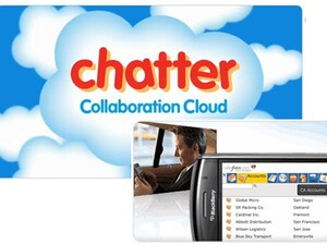 Salesforce.com announces Chatter Mobile app for smartphones