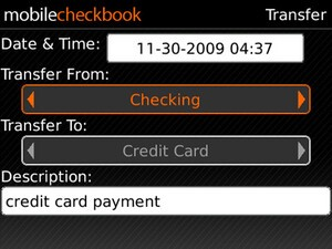 Mobile Checkbook on sale for 50% off until May 31st
