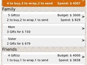 Keep your money from burning a ho ho hole in your pocket with Christmas Budget