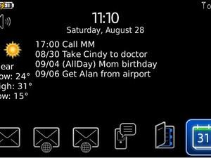 Review: deToday for BlackBerry smartphones