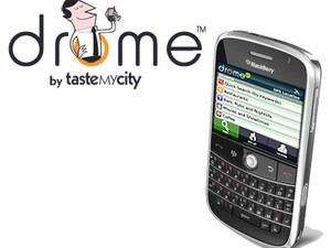 Drome - a local Canadian search application, world domination soon?