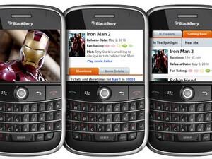 Review: Fandango for BlackBerry