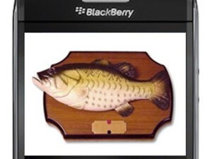 BlackBerry apps for fishing and boating