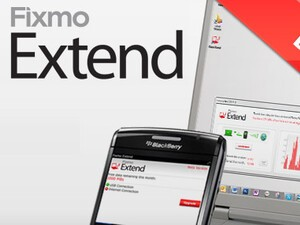 Quick Review: Fixmo Extend for BlackBerry