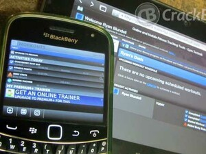 Quick Review: Gym Technik for BlackBerry smartphones