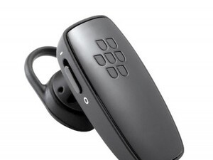 Accessory Review: BlackBerry HS-300 bluetooth headset