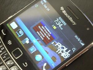 Do you like taking shortcuts? Try MyOwnHotkeys for BlackBerry smartphones