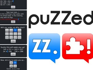 Review: puZZed for BlackBerry smartphones