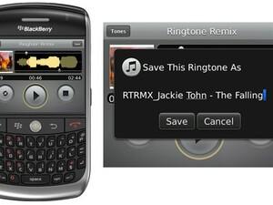 Notifier Lightspeed ringtone for BlackBerry Curve 9220