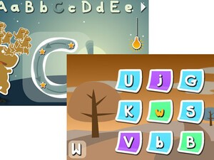 Tots for the BlackBerry PlayBook helps teach your kids about letters and numbers