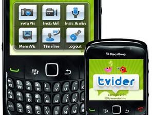 Tvider for BlackBerry Smartphones Reviewed