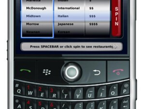 Review: Urbanspoon for BlackBerry Smartphones