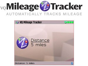 Review: VQ Mileage Tracker for BlackBerry