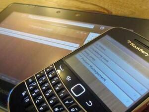 Review: Wunderlist for BlackBerry smartphones