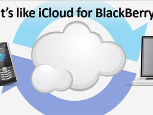 xCloud - an iCloud solution for BlackBerry