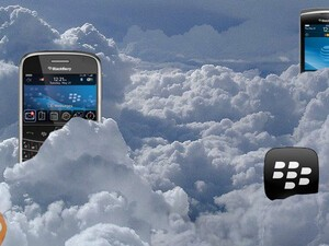 How can BlackBerry bridge the gap on cloud synchronization?