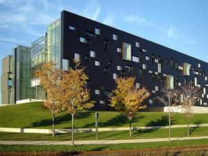 The Perimeter Institute for Theoretical Physics