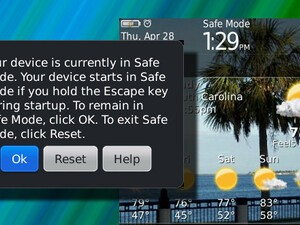 BlackBerry 101: Safe Mode