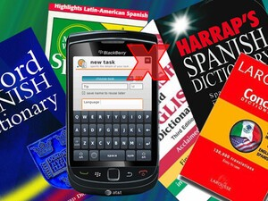 More than one language on your BlackBerry?  Make that