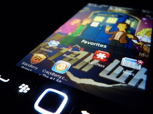Joseph's most-used BlackBerry apps of 2011