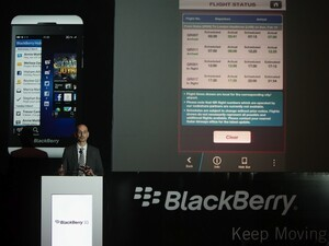 BlackBerry 10 and the Z10 launches in Qatar