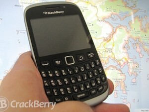 The BlackBerry Curve 9320 launches in yet another country - this time Hong Kong
