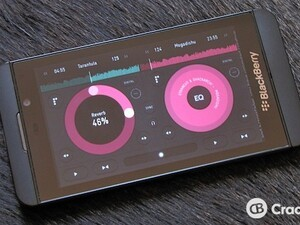 It's time to DJ - Pacemaker comes to the BlackBerry Z10
