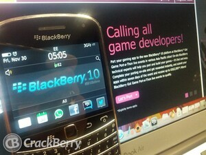 More great news for BB10 developers - Further 'Got game Port-A-Thon' dates added for Asia Pacific