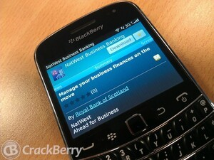 NatWest and RBS launch new BlackBerry smartphone banking apps for UK business customers