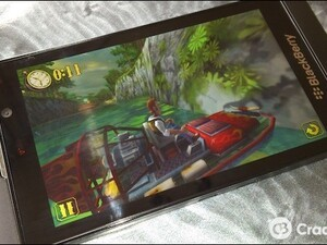 It's swamp racing time as Shine Runner comes to BlackBerry 10