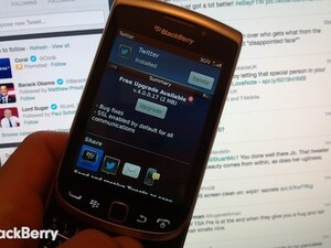 Twitter for BlackBerry gets a small update to version 4.0.0.17