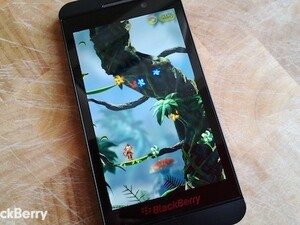 Want glorious graphics and amazing gameplay? Check out Chimpact for BlackBerry 10
