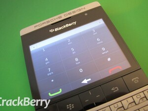Fancy using your touchscreen as a phone keypad? You can with easyDial for the BlackBerry Bold