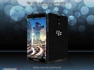Meet TK Discovery - the latest BlackBerry 10 concept