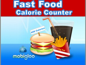 Fast Food Calorie Counter for BlackBerry