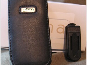 Review: Prima Flip Case for BlackBerry Pearl