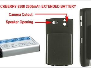 Seidio Extended Battery for 8300