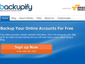 Backupify – free backup for your mail, contacts & calendar
