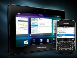 RIM launches BlackBerry Mobile Fusion