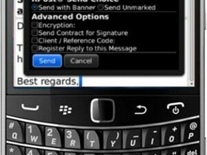 RPost Debuts Blackberry App with Integrated Registered Email Services