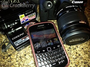 CAMultimate takes your BlackBerry camera one step further - 12 FREE Pro licenses to give away!
