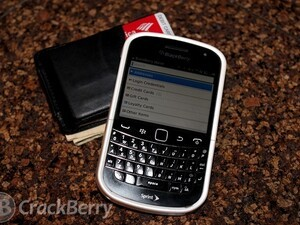 BlackBerry Wallet is now OS 7 compatible!