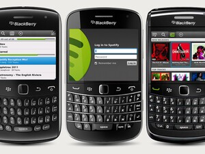 Spotify for BlackBerry leaves beta - Now available for most GSM devices