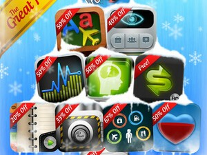 XLabz launches their Great Holiday Sale - Up to 100% off select PlayBook apps for a limited time
